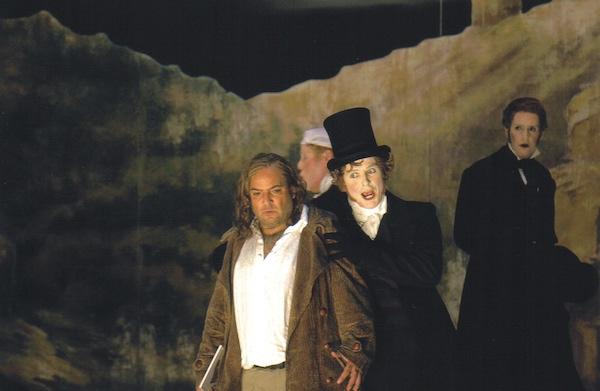 Tobias-Pfülb as Reimar v. Zweter - Tannhäuser - R. Wagner -Theater Krefeld-Moenchengladbach - Copyright M. Stutte